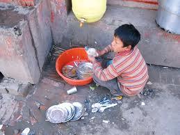 Against the child Labour